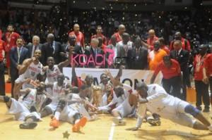 Ph: DR - Angola, Champion d'Afrique d'Afrobasket 2013