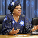 Ph: DR - Mme Ellen Sirleaf Jonhson, présidente du Liberia