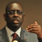 Ph : DR -  S.E.M. Macky Sall, Président en Exercice de la Conférence des Chefs d'Etat et de Gouvernement de la CEDEAO