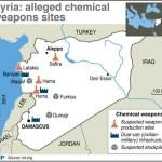"""Ph : DR - La Syrie a """"déjà donné son accord"""" à la proposition russe de placer son arsenal chimique sous contrôle international"""