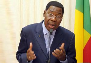PH : DR - Le président béninois, Boni Yayi