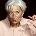 Ph : Dr - Christine Lagarde, Directrice générale du FMI