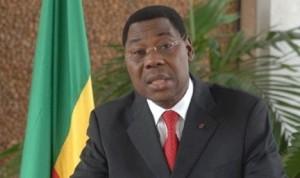 Ph : DR - Dr Boni Yayi, président de la république du Bénin