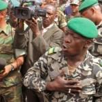 PH: Dr - Amadou Sanogo, le capitaine auteur du coup d'Etat de mars 2012 au Mali, récemment nommé général, a été arrêté par les forces de sécurité maliennes