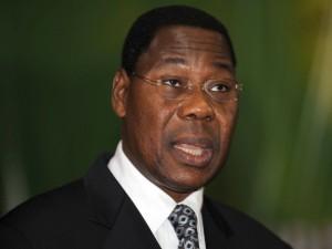 PH : Dr - Boni Yayi, président de la République du Bénin