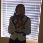 PH: DR - Brenda Zulu, présidente du Réseau des Journalistes africains du PDDAA