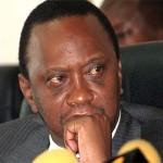 Ph: Dr - Uruhu Kenyatta, président du Kenya