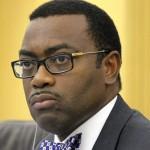 Ph/DR-: Akinwumi Adesina, Président de la Banque Africaine de Développement (BAD)
