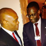 Tony O. Elumelu & Tidjane Thiam