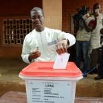 PH/DR-: Pascal Irénée Koupaki : « Que ces élections restent apaisées, qu'elles soient transparentes et que nous ayons les résultats que nous méritons. »