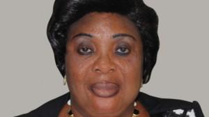 Ph: DR- : Adidjatou Mathys, Ministre de la Fonction publique et des Réformes administratives, institutionnelles et des affaires sociales