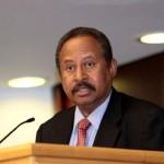 Ph: DR-: M. Abdalla Hamdok nommé Secrétaire exécutif par intérim de la CEA.