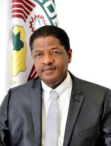 Ph:DR-: Marcel Alain de Souza, président de la Commission de la Cedeao
