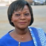 Ph/DR-: Marie Odile Attanasso, ministre de l'Enseignement supérieur et de la Recherche scientifique