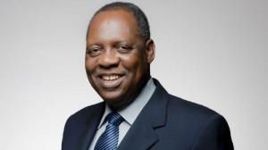 PH:dR/ Issa Ayatou, président de la Confédération africaine de football (Caf)