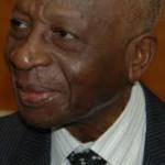 Feu Emile Derlin Zinsou, Ancien président du Bénin