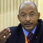 Ph:DR- Dr Ibrahim Mayaki, the NEPAD Agency's CEO