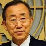 Ph/DR-: M. Ban Ki Moon, Secrétaire général sortant des Nations Unies