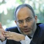 Ph/DR-: Carlos Lopès, le Secrétaire exécutif de la Commission économique de l'ONU pour l'Afrique, dit ses adieux à ses collègues