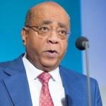 Ph:DR-: Mo Ibrahim, le milliardaire anglo-soudanais