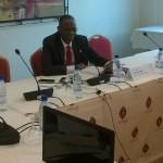 Ph/DR-: Badanam PATOKI, Directeur général Adjoint de l'Agence UMOA-Titres