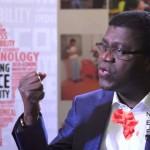 Ph/DR-: M. Thierry Zomahoun, Président du NEF et PDG d'AIMS.