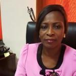 Ph:DR: Rafiatou Monrou, ministre de l'Economie numérique et de la Communication