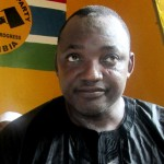 Ph/DR-: Adama Barrow, le nouveau président élu de la Gambie