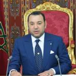 Son Excellence, le roi Mohammed VI du Maroc, désormais membre de l'Union africaine.
