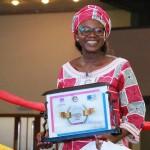 1ère Edition de la Grande compétition des Meilleurs Plans d'affaires pour les Start-ups  «GET IN THE RING  » du Bénin : Mme Mabel ADEKAMBI,  représentera le Bénin aux start-ups du Singapour