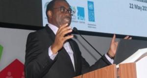 Ph/DR-: Akinwumi Ayodeji Adesina, président de la BAD