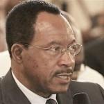 Ph:DR-: Emmanuel Nganou Djoumessi,  ministre camerounais des Travaux publics,