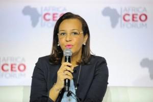 Ph:DR- Madeleine Berre, ministre de la Promotion des investissements et du Commerce