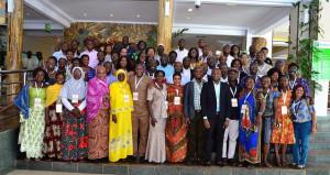 Ph: DR- CNC Group photo, CAADP meeting, Ghana