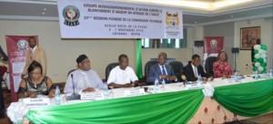 Ph/DR-: L'objectif à terme du GIABA est de renforcer la sécurité et la stabilité du système financier dans l'espace régional ouest-africain