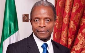 Ph: DR- Yemi Osinbajo, président par intérim du Nigeria