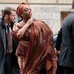 Ph: DR-: Diezani Alison-Madueke, l'ex ministre du pétrole au Nigéria, actuellement au coeur d'un feuilleton juridique.