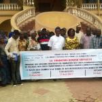 Le cri de cœur de Mme le Maire Célestine Adjanohoun : « Nous devons aider réellement les femmes en commençant par informer et éduquer nos hommes »
