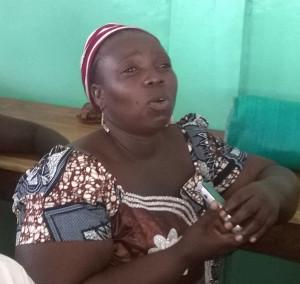 Ph: Dr-: Agbohounho Denise de Sagon (Ouinhi)