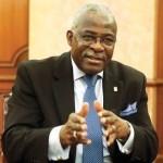 Ph: DR-: M. Kanayo Nwanze, ancien président du FIDA
