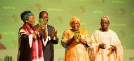 Entrepreneuriat / Prix de l'Alimentation en Afrique 2017 :  Maïmouna Coulibaly et Ruth Oniang'o sont récompensées