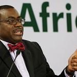 Ph/ DR-: Adesina  Akinwumi, président de la Banque africaine de Développement.