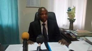 Isidore Gnonlonfoun, le Maire par intérim de Cotonou