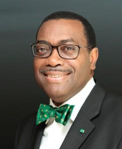 Ph: DR-: Akinwumi Adesina, président de la banque panafricaine