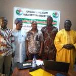 Convergence Globale des Luttes pour la Terre, l'Eau et les Semences en Afrique de l'Ouest : Enfin, la plateforme nationale du Bénin mise en place