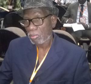 Maurice Chabi, journaliste Béninois