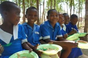 Ph: DR-: Éradiquer la faim et la malnutrition  en milieu rural travers la cantine scolaires.