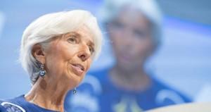 Ph: DR-: Chistine Lagarde,  Directrice générale du FMI