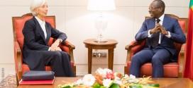 Visite de la Directrice générale du Fonds Monétaire Internationale (FMI) au Bénin : Christine Lagarde apprécie la mise en œuvre du PAG