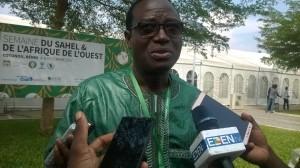 PH: DR-: M. Rock Mongbo, Secrétaire Permanent du Conseil de l'Alimentation et de la Nutrition (SP/CAN)